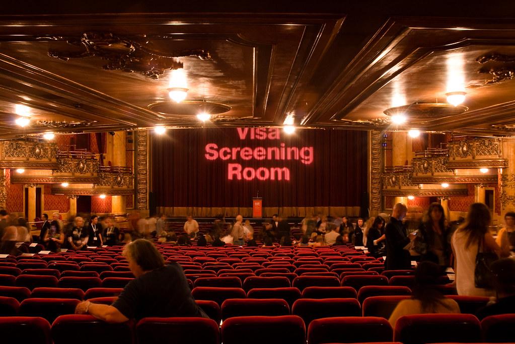 Visa Screening Room Elgin Theatre Tiff09 Mina