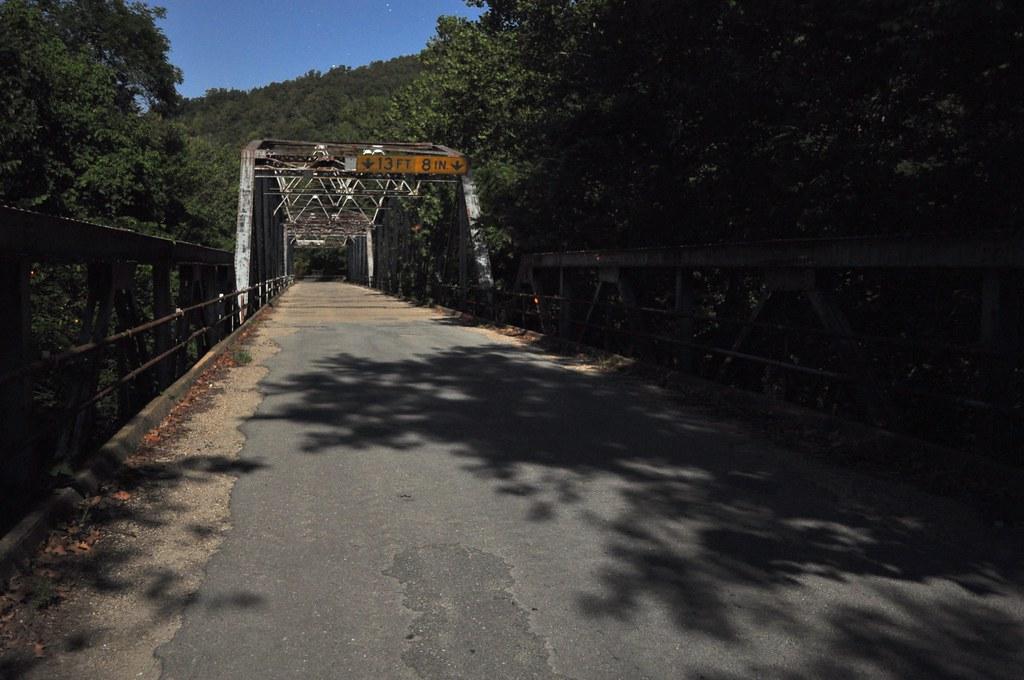 approaching xiandu bridge - photo #8