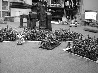 162 zombie figures in my 1000 point zombie horde | by jon_a_ross