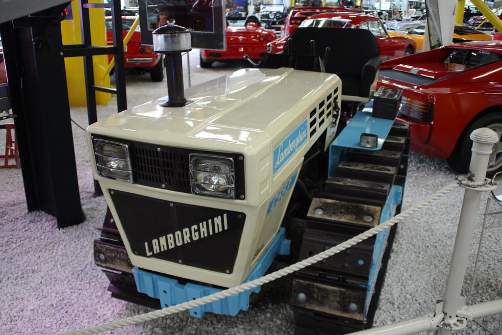 Lamborghini Raupe C 553 Baujahr 1968 2715 Ccm 53 Ps