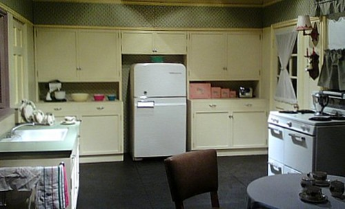 Replica of the i love lucy kitchen lucy fan flickr I love lucy living room set