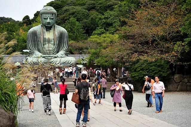 Kotoku-in Temple | JapanVisitor Japan Travel Guide