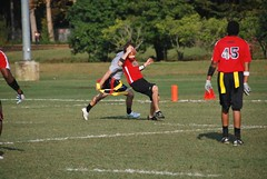 Invisibles-2009 Regional Flag Football tournament | by ASU Recreation