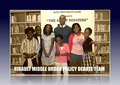 Ribault Novice Policy Debate Team | by 360 Creativity
