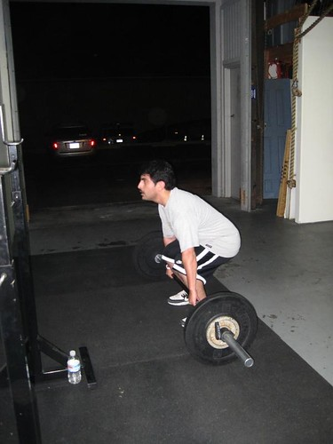 WOD - 12-03-09 | by CrossFit Long Beach