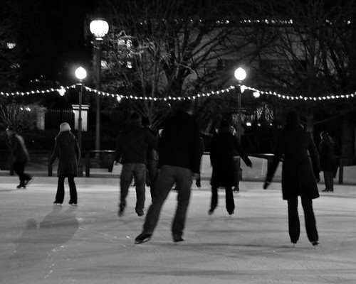 Outdoor Ice Rink | by Kevin H.