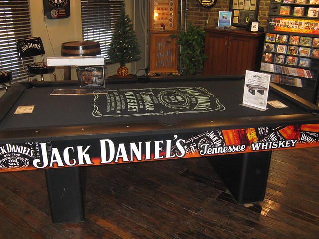 ... Jack Daniels Pool Table By Jack Daniels Billiard Table Flickr Photo  Sharing ...