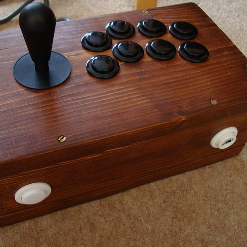 Custom Arcade Stick | by Myrmi