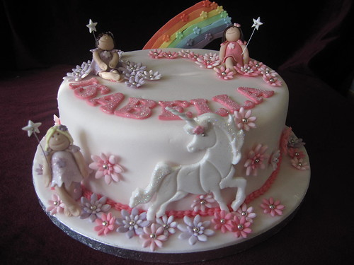 Year Old Baby Girl Cake Ideas