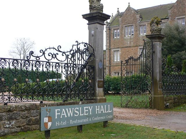 Fawsley Hall Hotel And Spa Fawsley
