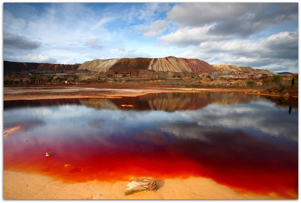 Resultado de imagen de fotos de la historia de las minas de Riotinto