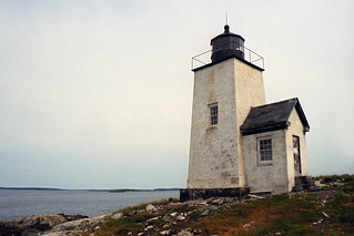 Nash Island Lighthouse, Maine | by nelights