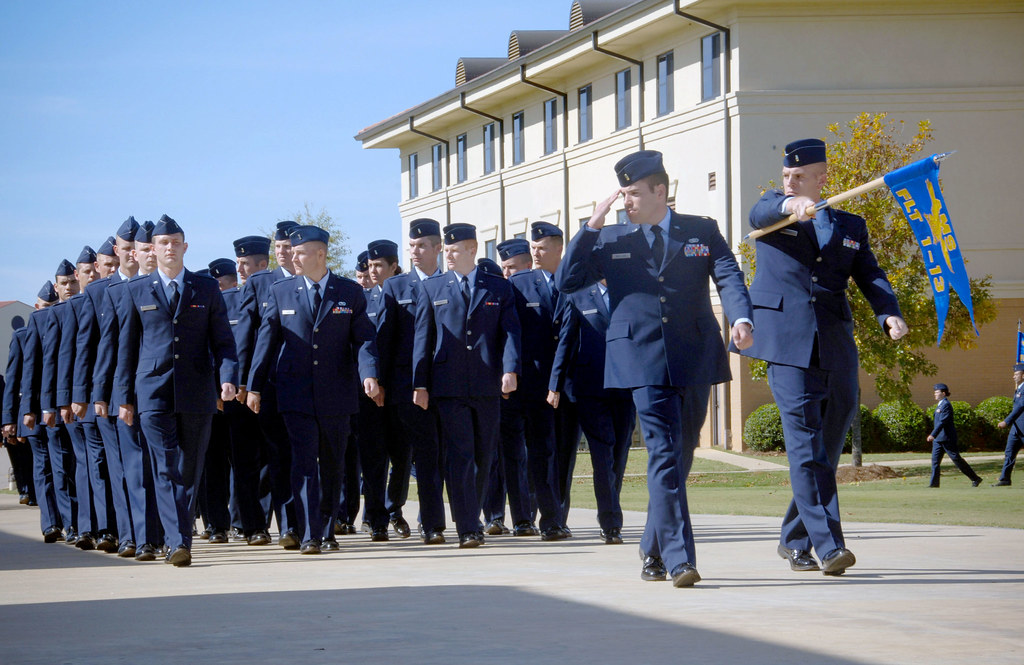 Air National Guard Graduates First Class From Maxwell S Of