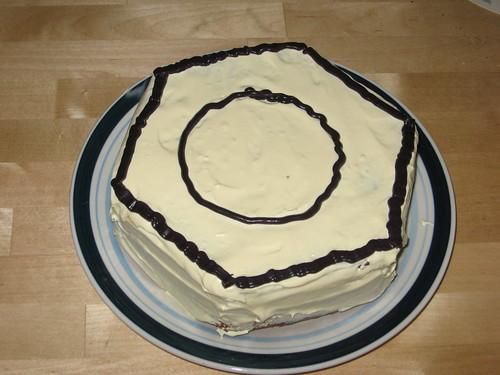 Hexagon Cake Pan Michaels
