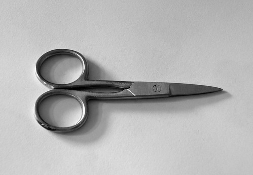 Scissors | by James Bowe