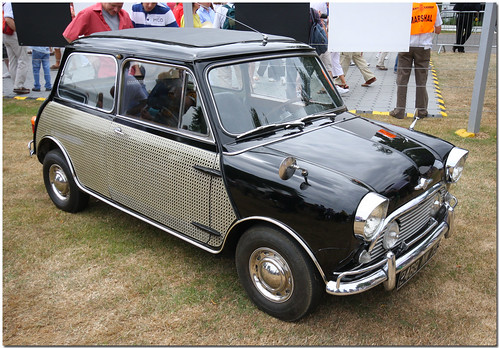 Festival Of Speed >> 1963 Peter Sellers Mini Cooper Goodwood Festival of Speed ...