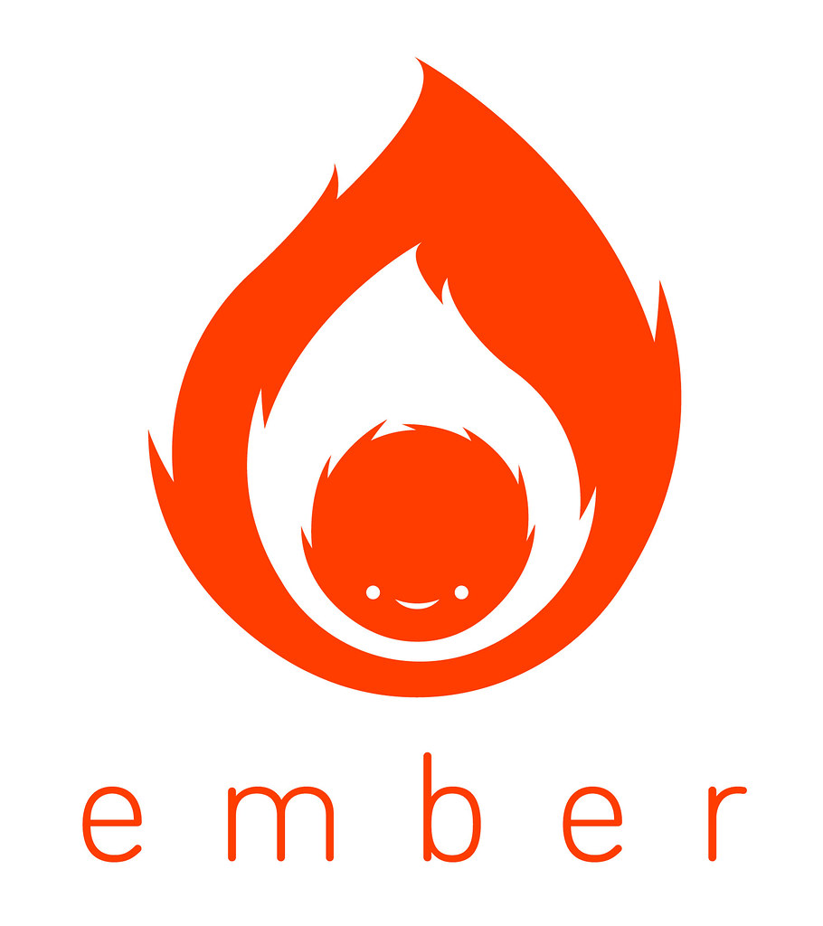 ember logo single colour im very pleased to show this