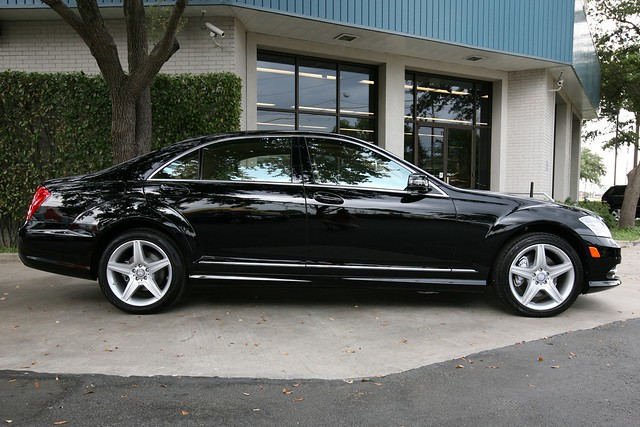 ... 2010 Mercedes Benz S550 Side View | By Mercedes Benz Of Austin Texas