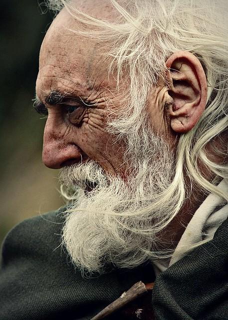 Archeology Day   Alexandra (Ali)   FlickrOld Man Face Beard