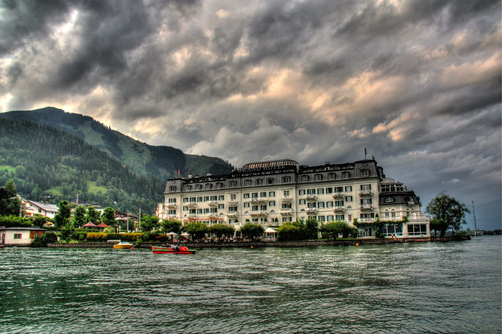 Grand Hotel Zell Am See Jobs