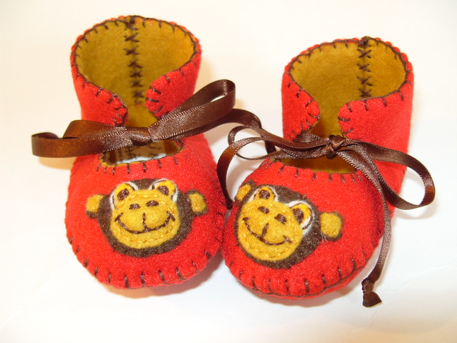 Red Baby Shoes Uk
