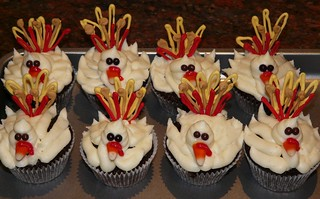 Turkey Day 2009 Cupcakes | by Sugar Daze