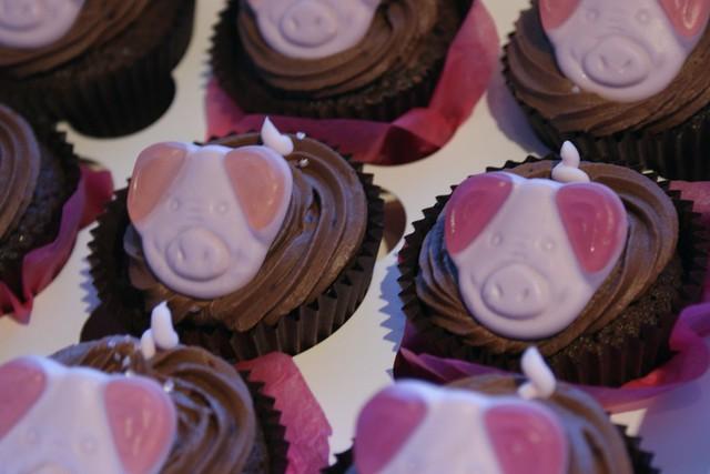 Percy Pig Cake Recipe