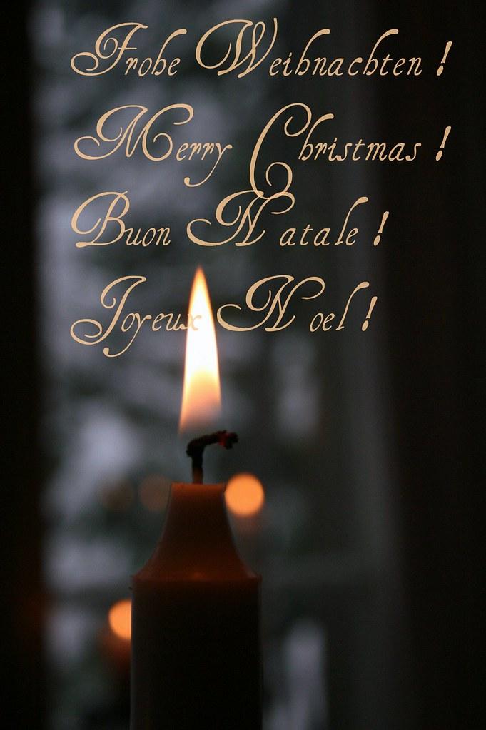 Merry Christmas | ... allen meinen lieben Flickr Freunden ..… | Flickr