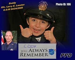 Will Always Remember Ofc. Larry E. Lasater | by National Law Enforcement Officers Memorial Fund