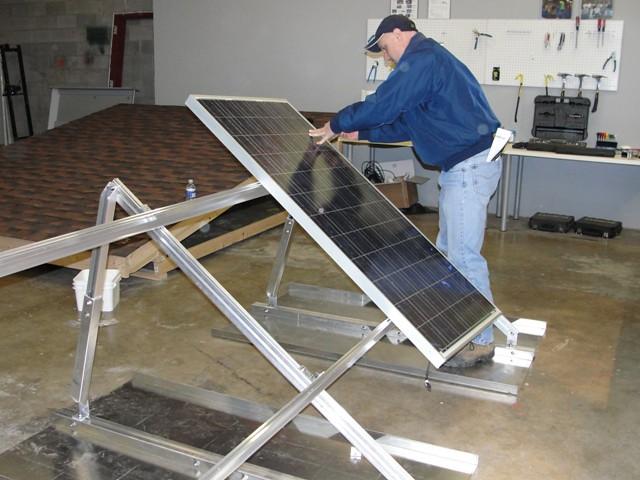 Solar Panel Installation: Free Solar Panel Installation Training