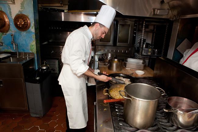 Chef James Kitchen Nightmares Grasshopper