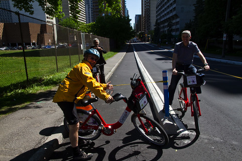 Ottawa Cycle Track | by Mikael Colville-Andersen