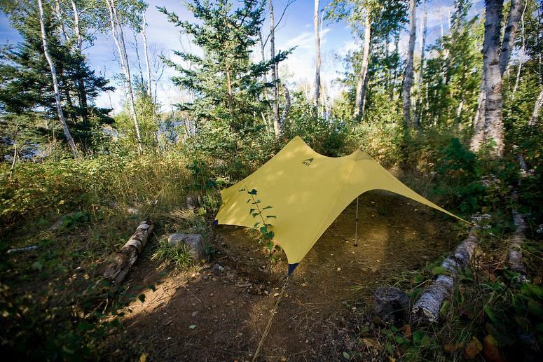 camping on isle royale