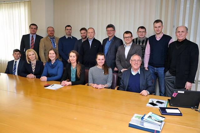LITBIOMA mokslinės techninės tarybos išvažiuojamasis posėdis LEI
