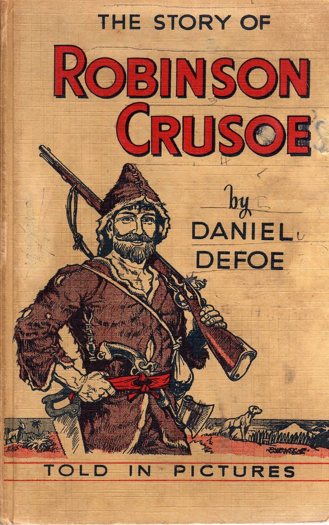 an analysis of the novel robinson crusoe by daniel defoe Daniel defoe is an english novelist known as the author of robinson crusoe learn more at biographycom.