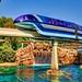 Disneyland Aug 2009 - The Disneyland Monorail