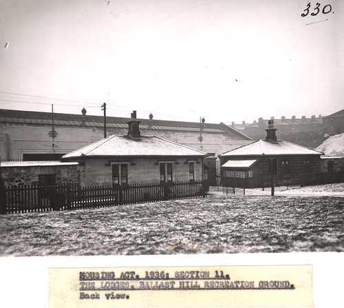 037027:Ballast Hill Park Byker Newcastle upon Tyne Unknown 1936