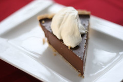 Ultimate Chocolate Truffle Pie | by Sarah :: Sarah's Cucina Bella