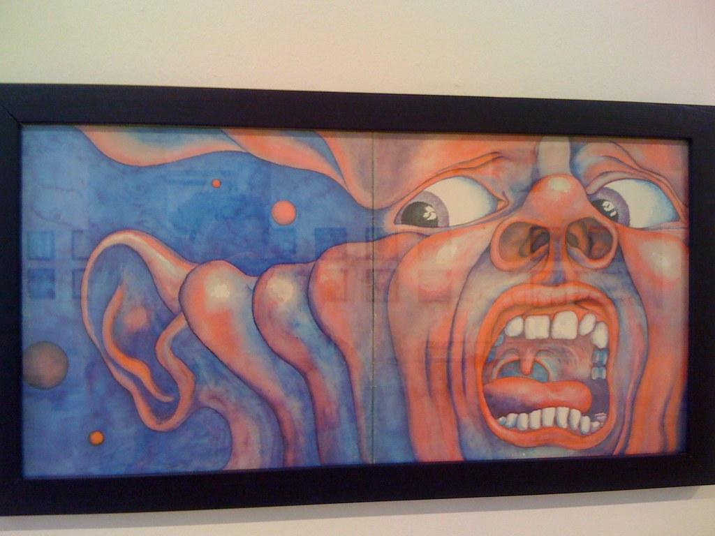 King Crimson | Design by Barry Godber | Thomas Mathie | Flickr