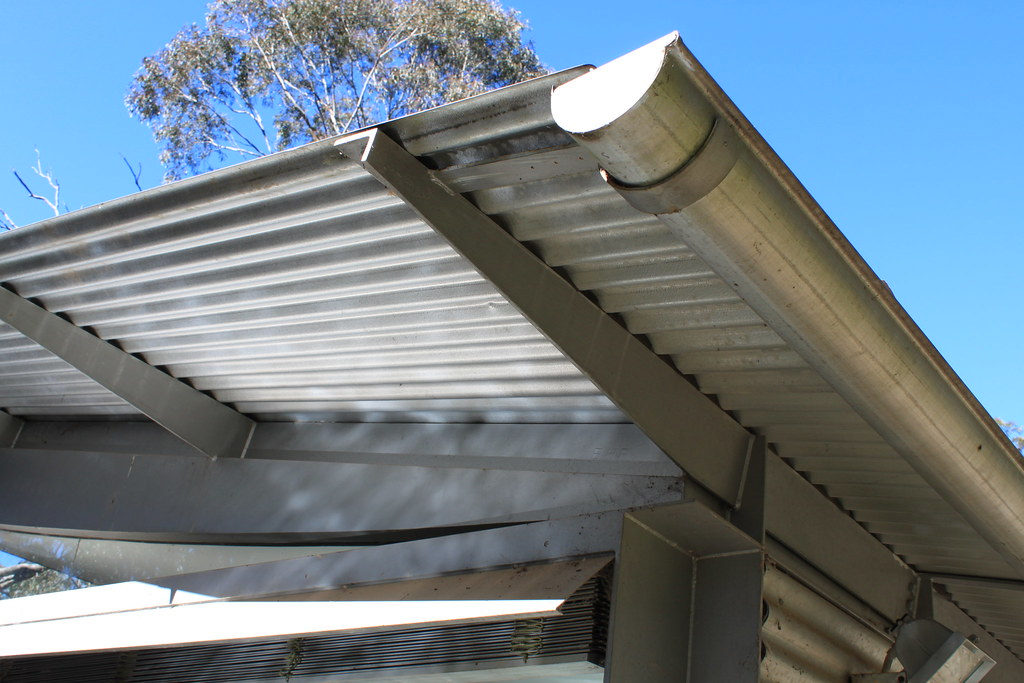 Roof The Simpson Lee House By Glenn Murcutt The Roof Of