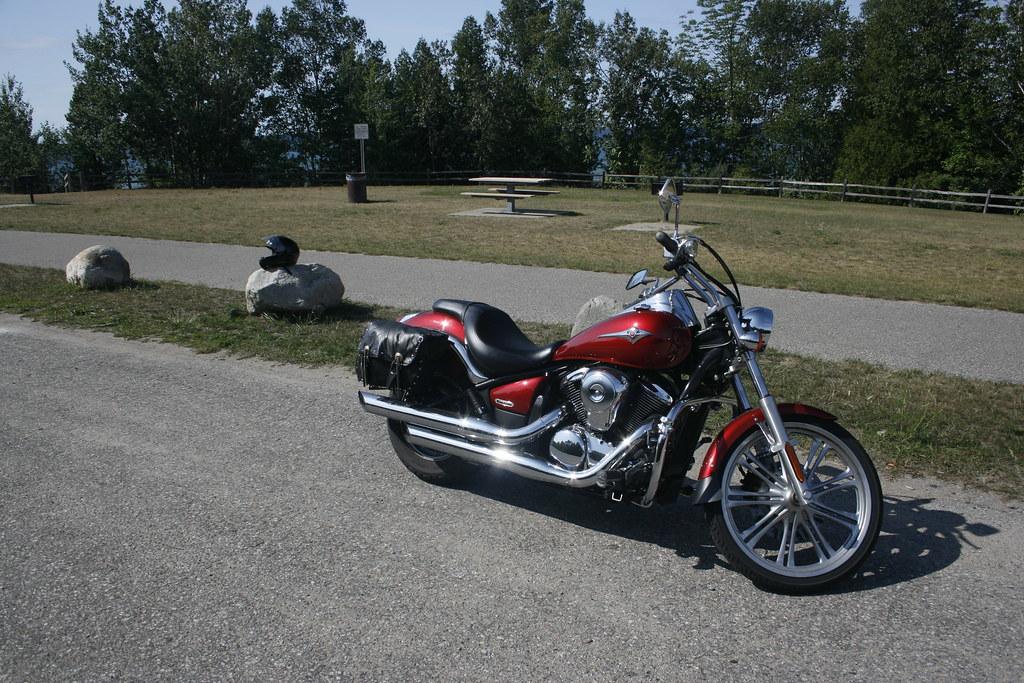 Great Lakes Motorcycle Tour