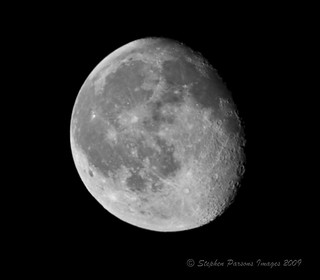 Moon_Monochrome_DSC0591 | by Wandering Sagebrush