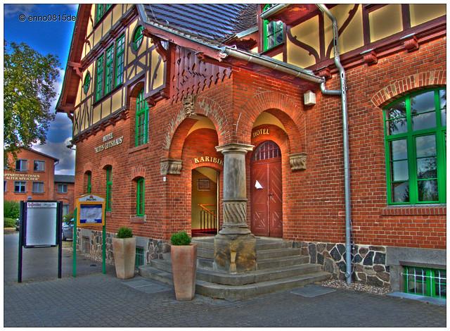 Schloss Hotel Nahe Luneburg