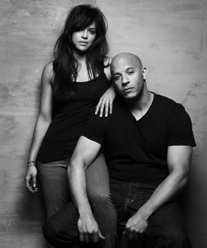 Vin Diesel couple