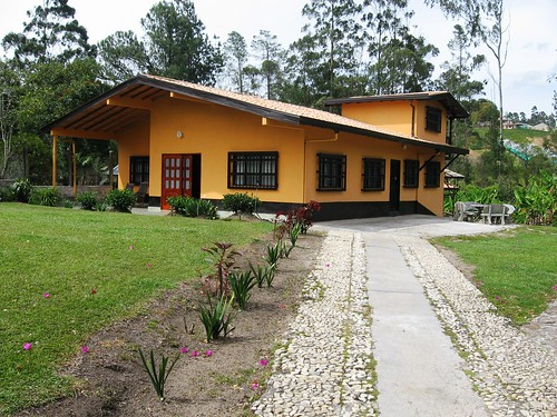 Casa de campo de el santuario antioquia entrada for The best house pictures