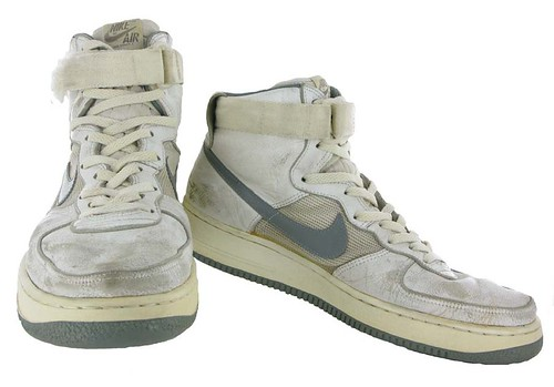 Shoes: Air Force 1 Trainers made by Nike (1982) | by Northampton Museums