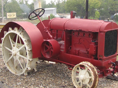 Old Red Tractor | by ~~BC's~~Photographs~~