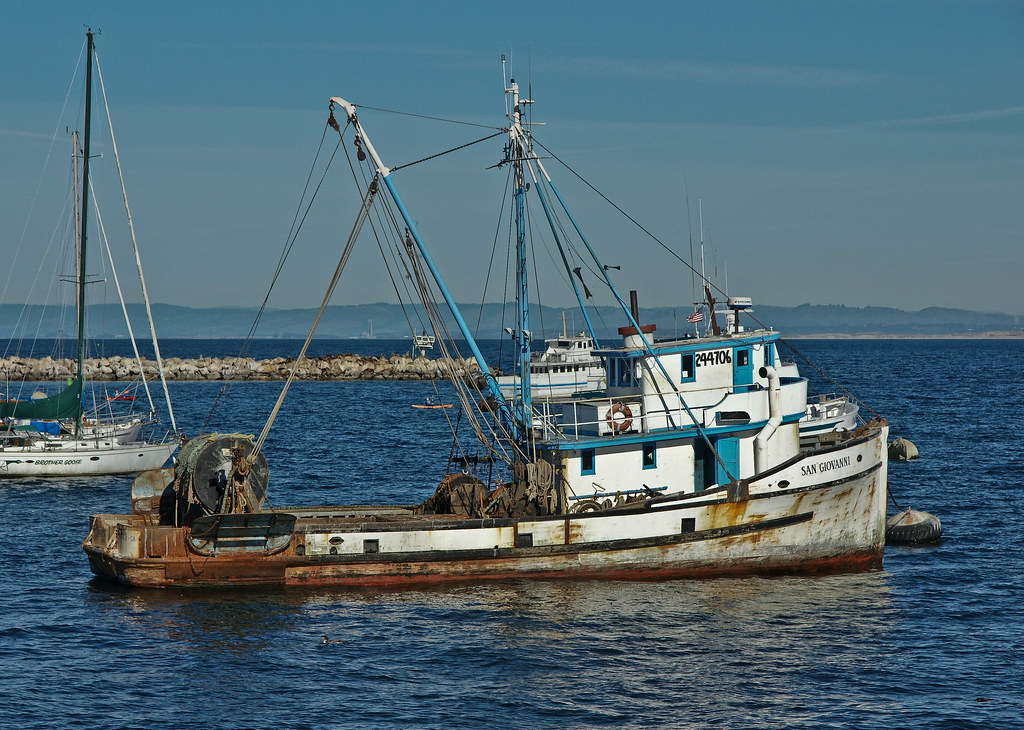 Old commercial fishing boat dsc02824 this boat the for What is commercial fishing