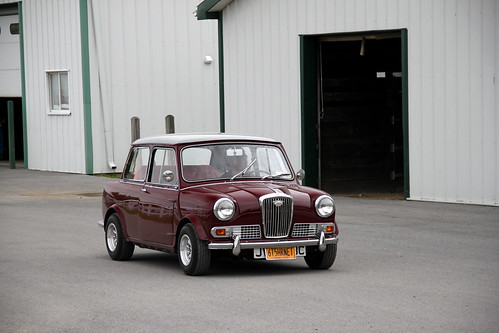 Wolseley Hornet MKII, 1965 | by Kompressed