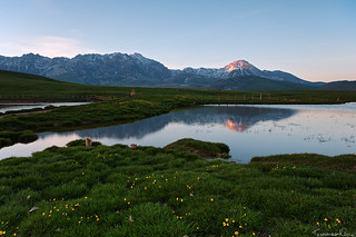 Last light on Mt. Camicia | by Tommaso Renzi
